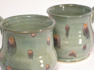 Green Mugs